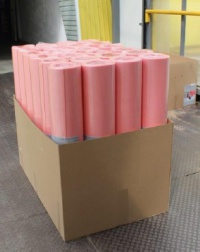 New packaging for roll underlay 2 mm