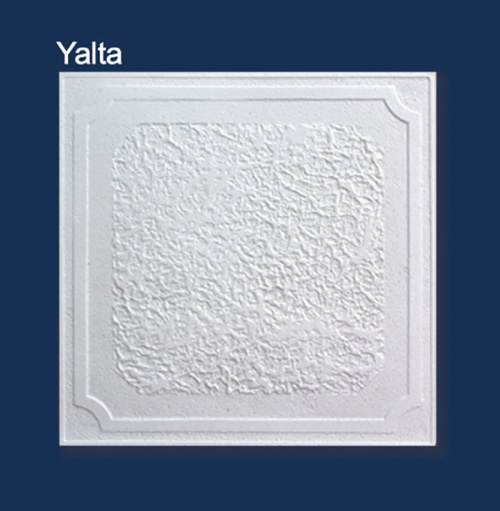 New designs of ceiling tiles